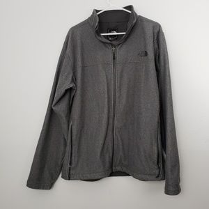 The North Face Full Zip Up Fleece Sweater